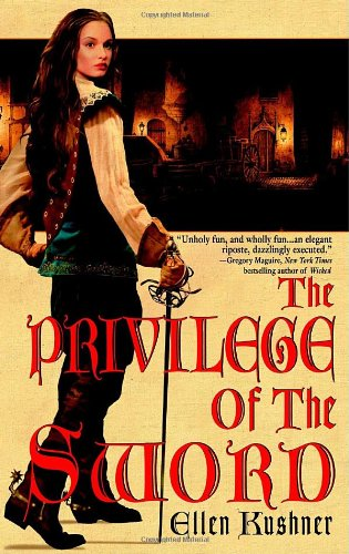 Privilege of the Sword   2006 9780553382686 Front Cover