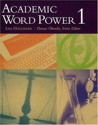 Academic Word Power 1   2004 9780618397686 Front Cover