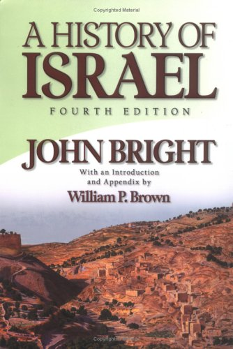 History of Israel  4th 2000 edition cover