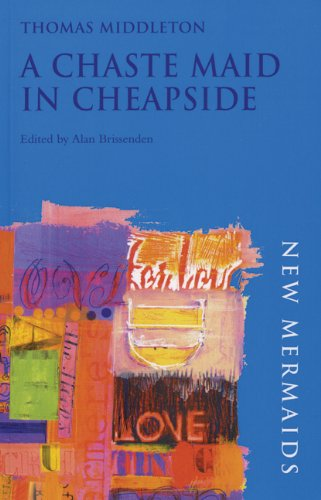 Chaste Maid in Cheapside  2nd 2003 edition cover