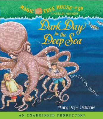 Dark Day in the Deep Sea:  2008 edition cover