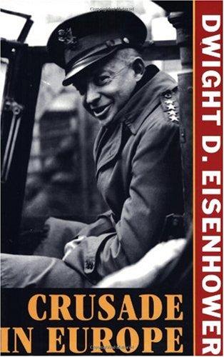 Crusade in Europe   1997 (Reprint) edition cover