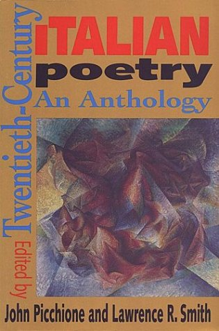 Twentieth-Century Italian Poetry An Anthology 2nd 1993 edition cover
