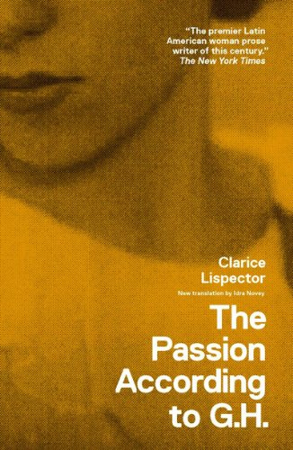 Paixao Segundo G. H.   2012 edition cover