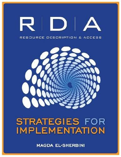 Rd Strategies for Implementation  2013 edition cover