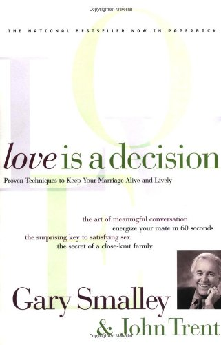 Love Is a Decision   2001 edition cover
