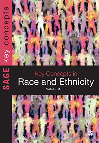 Key Concepts in Race and Ethnicity   2014 edition cover