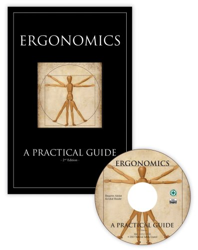 Ergonomics : A Practical Guide 2nd 9780879121686 Front Cover