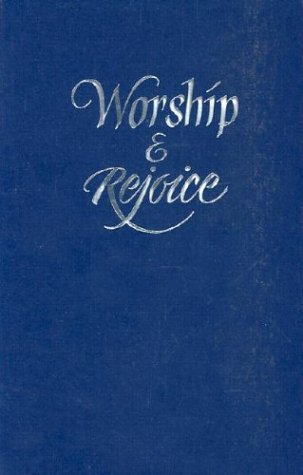 Worship and Rejoice : Blue Pew Edition  2001 edition cover