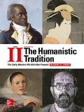 The Humanistic Tradition: The Early Modern World to the Present  2015 9781259351686 Front Cover