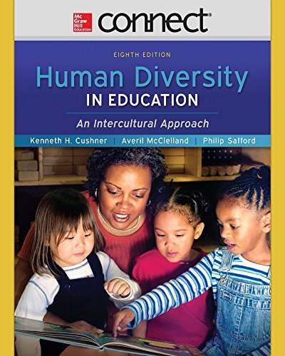 HUMAN DIVERSITY IN EDUCATION-ACCESS     N/A 9781259418686 Front Cover