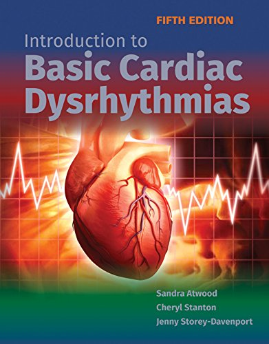 Introduction to Basic Cardiac Dysrhythmias  5th 2019 (Revised) 9781284139686 Front Cover