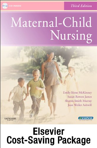 Maternal-Child Nursing - Text and Study Guide Package  4th 2014 edition cover