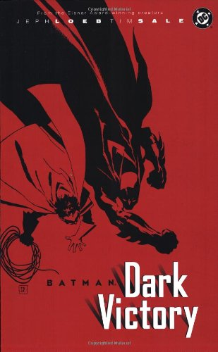 Dark Victory   2001 (Revised) edition cover