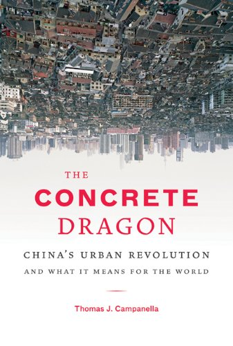 Concrete Dragon China's Urban Revolution and What It Means for the World  2011 edition cover