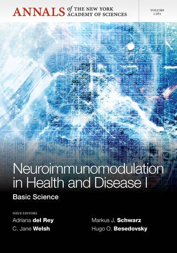 Neuroimunomodulation in Health and Disease I Basic Science  2012 edition cover
