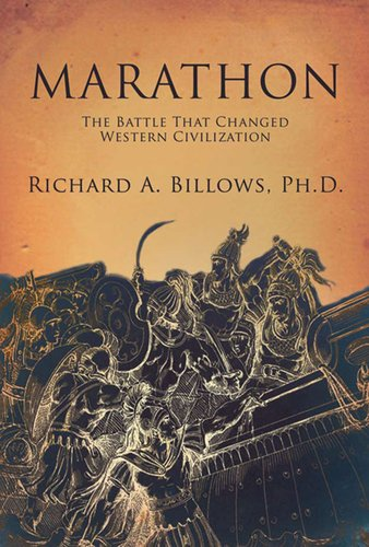 Marathon The Battle That Changed Western Civilization  2011 edition cover