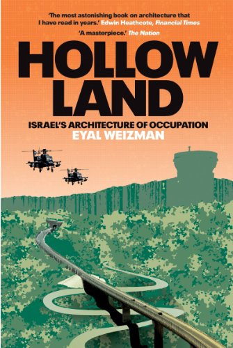 Hollow Land Israel's Architecture of Occupation  2012 edition cover