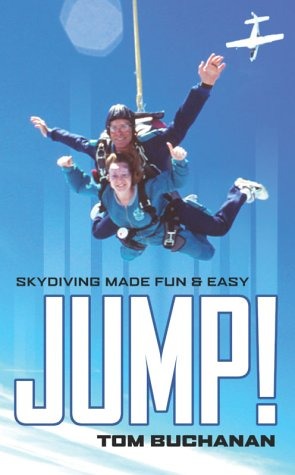 Jump! Skydiving Made Fun and Easy  2003 edition cover