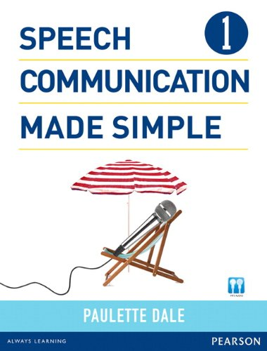 Speech Communication Made Simple  4th 2013 edition cover
