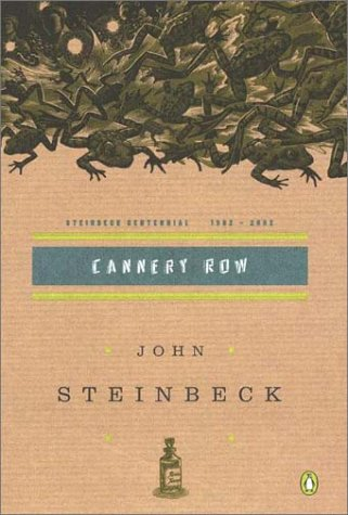 Cannery Row   2002 edition cover