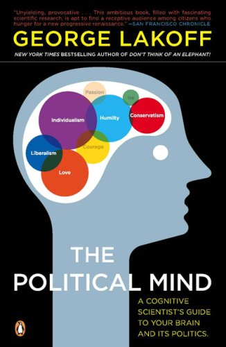 Political Mind A Cognitive Scientist's Guide to Your Brain and Its Politics N/A edition cover