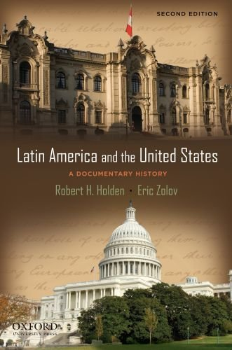 Latin America and the United States A Documentary History 2nd 2010 edition cover
