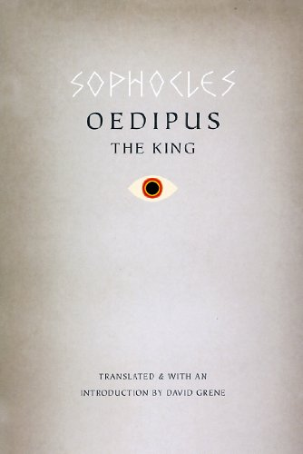 Oedipus the King   2010 edition cover