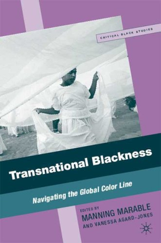 Transnational Blackness Navigating the Global Color Line  2008 edition cover