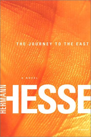 Journey to the East A Novel  1956 edition cover