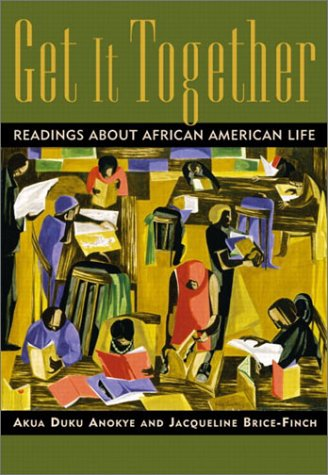 Get It Together Readings about African-American Life  2003 edition cover