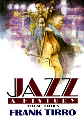 Jazz A History 2nd 1993 edition cover