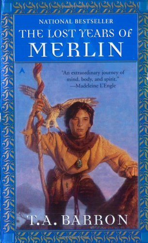 Lost Years of Merlin   1996 (Reprint) edition cover