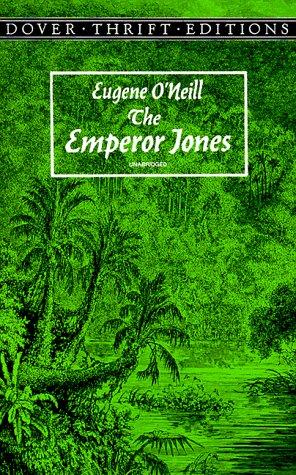 Emperor Jones   1997 (Unabridged) edition cover