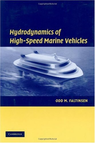 Hydrodynamics of High-Speed Marine Vehicles   2005 9780521845687 Front Cover
