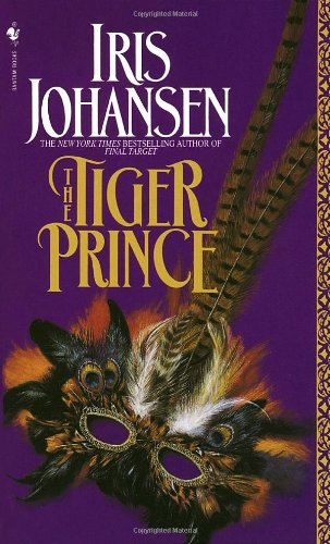 Tiger Prince A Novel  1993 9780553299687 Front Cover