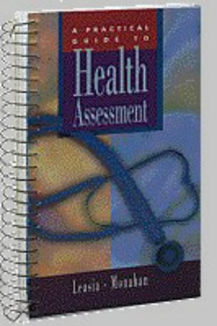 Practical Guide to Health Assessment   1997 edition cover