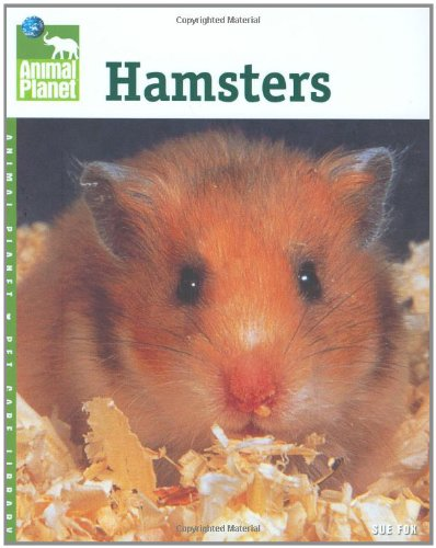 Hamsters   2006 edition cover
