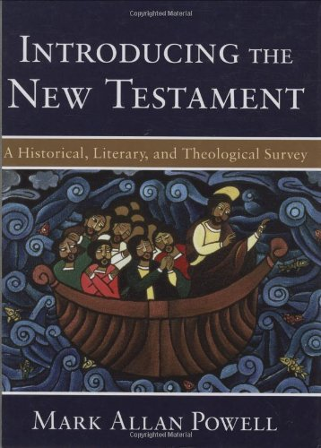 Introducing the New Testament A Historical, Literary, and Theological Survey  2009 9780801028687 Front Cover