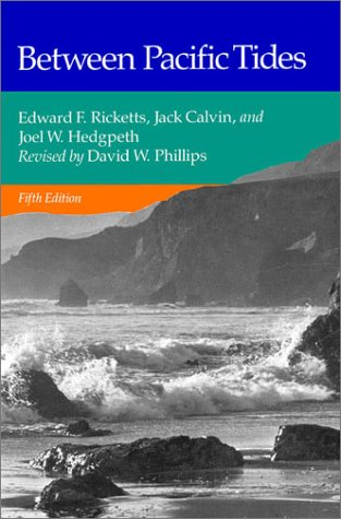 Between Pacific Tides  5th 1985 edition cover