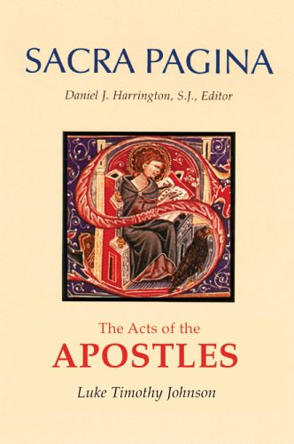 Acts of the Apostles   2006 edition cover