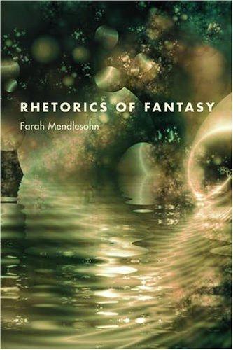 Rhetorics of Fantasy   2008 edition cover