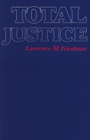 Total Justice  Reprint edition cover