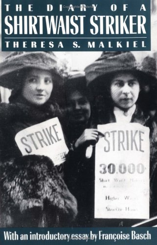 Diary of a Shirtwaist Striker  N/A edition cover