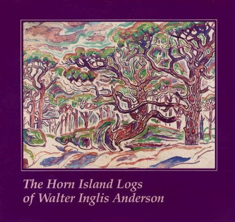Horn Island Logs of Walter Inglis Anderson  Revised edition cover