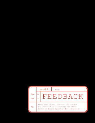 FeedBack : Ideas That Inform, Construct and Concern the Production of Exhibitions and Events  2007 edition cover