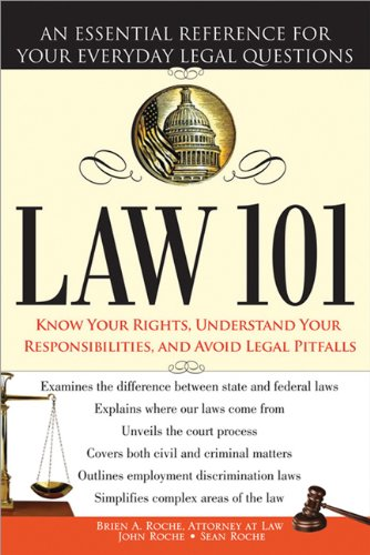 Law 101 An Essential Reference for Your Everyday Legal Questions 2nd edition cover