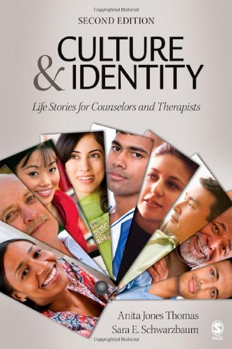 Culture and Identity Life Stories for Counselors and Therapists 2nd 2011 edition cover