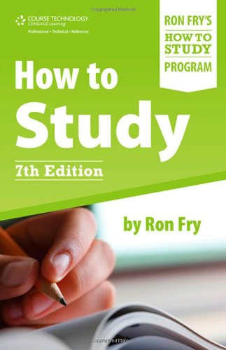 How to Study  7th 2012 edition cover