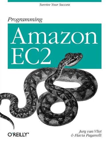 Programming Amazon EC2   2011 edition cover